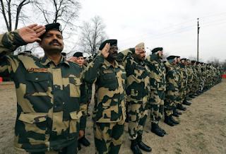 India, Pakistan berbalas bedilan