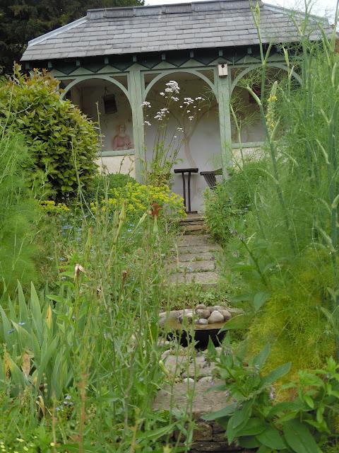 pawilon ogrodowy klasyczny