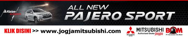 jogjamitsubishi jogja kredit murah mitsubishi all new pajero sport wilayah jogja jateng delaer resmi mitsubishi jogja