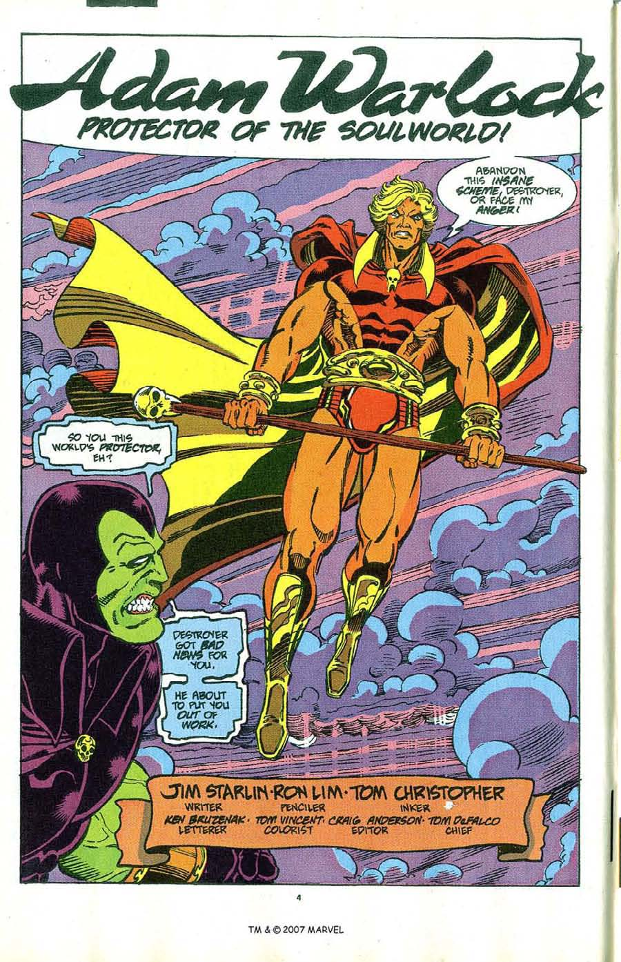 Read online Silver Surfer (1987) comic -  Issue #47 - 6