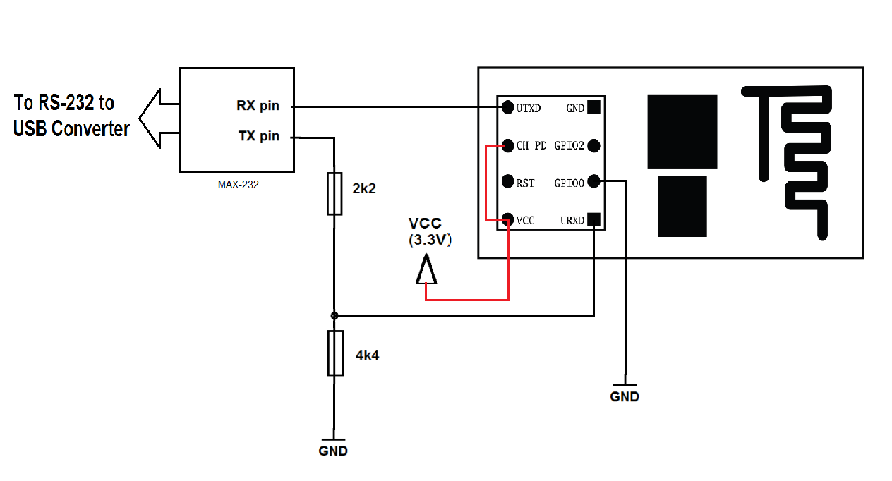 Update ESP8266 firmware with NodeMCU (Download firmware