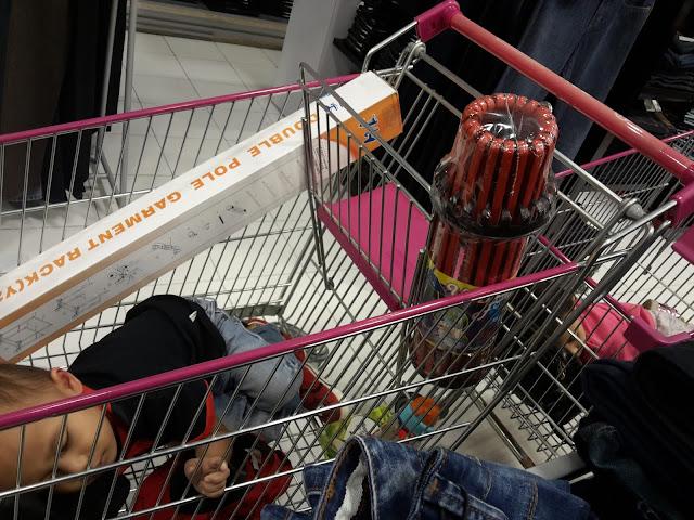 Penatnya Shopping di Bulan Puasa !