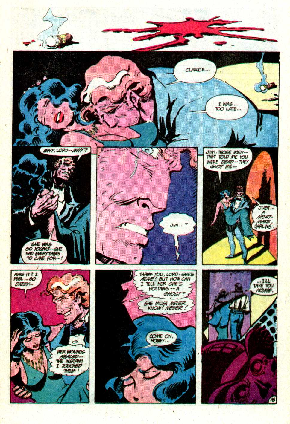 Read online Secret Origins (1986) comic -  Issue #15 - 38