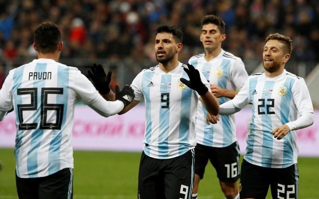 แทงบอลออนไลน์ แทงบอล ผลการแข่งขันระหว่าง Russia Vs Argentina