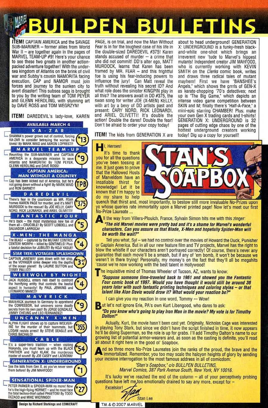 Read online Silver Surfer (1987) comic -  Issue #138 - 27