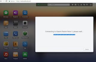 """""""UPDATE"""" cara transfer FILE dari HP ke PC tanpa kabel"""