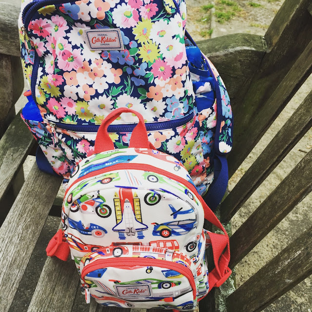 Cath Kidston bags - To Become Mum