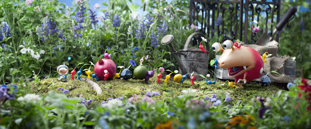 Pikmin 3 - Meet The Pikmin Trailer