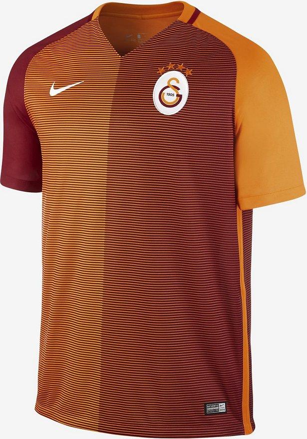 Nike divulga as novas camisas do Galatasaray - Testando Novo Site 57edb3a1d835b