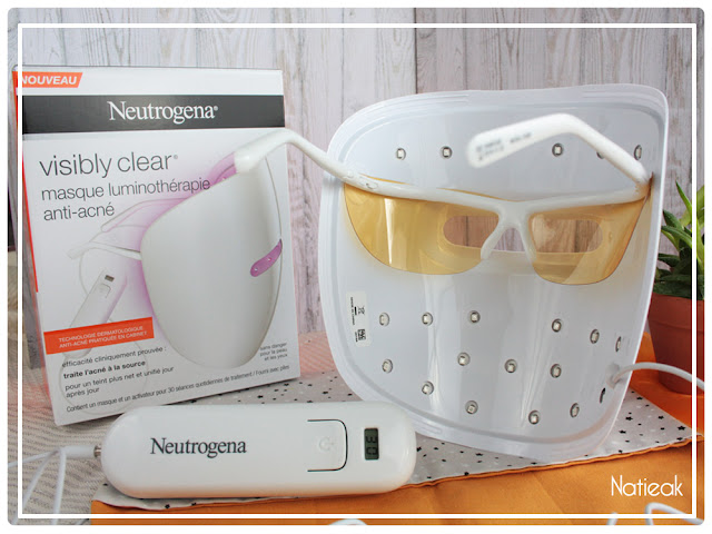 masque anti acné neutrogena avis