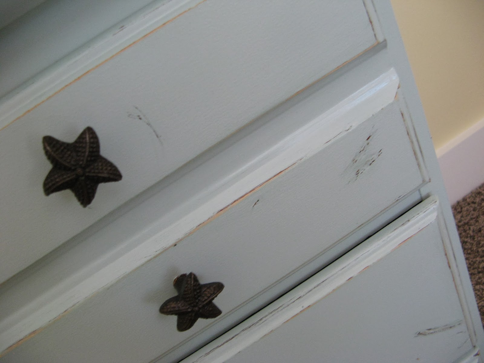 Star Fish Knobs - Hobby Lobby