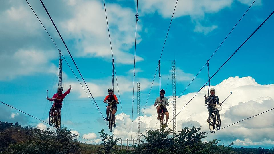 Danasan Eco Park – Test Your Adventurous Side Danao City Cebu Skybike