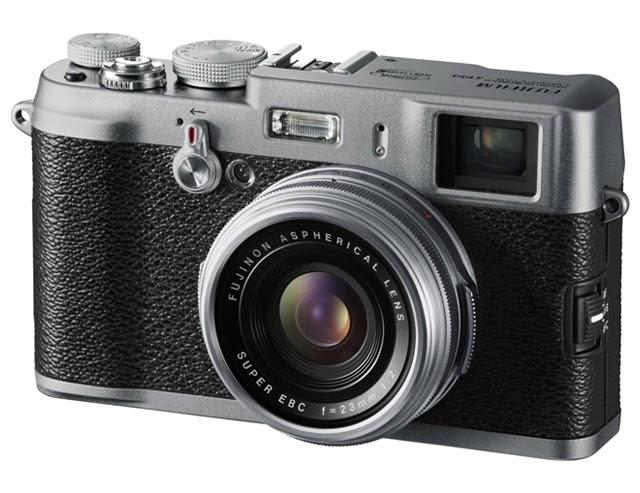 Fotografia della Fujifilm X100