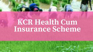 KCR Health Cum Insurance Scheme