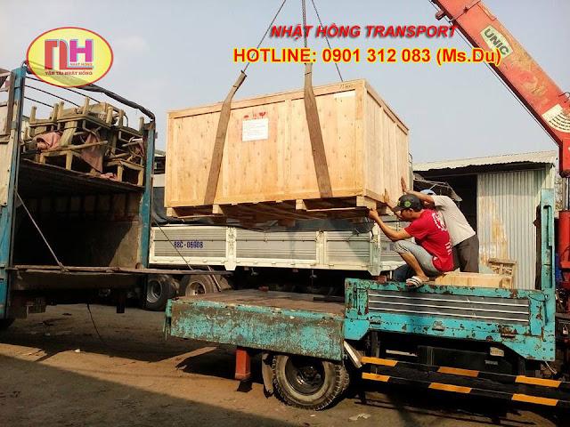 vận chuyển hàng hóa đi Nghệ An
