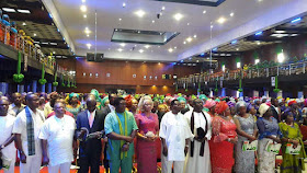 Okorocha woos SouthEast women with elaborate August meeting.[photos]