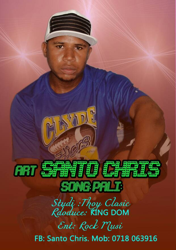 Download Audio | Santos Chris - Pali