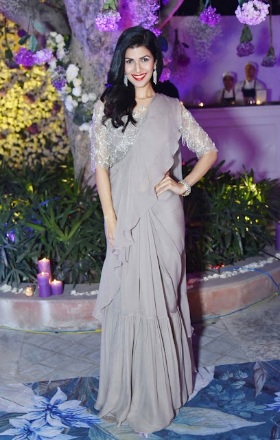 Nimrat-kaur-Sizzle-at-AZA-Store-Launch-in-Delhi