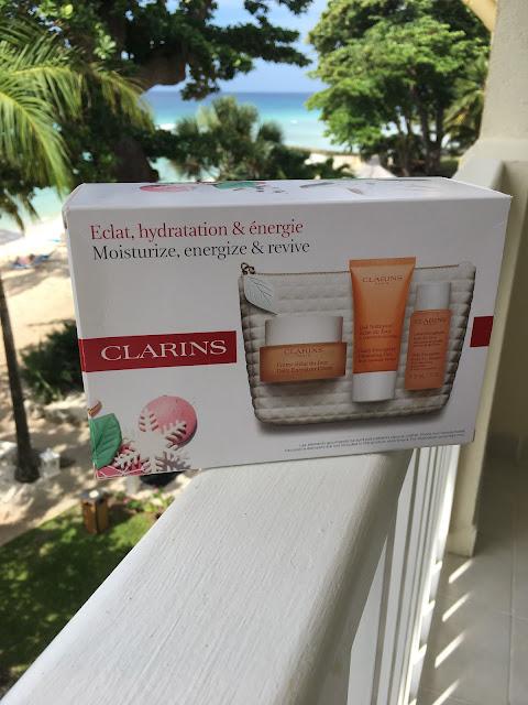 Clarins Christmas Set