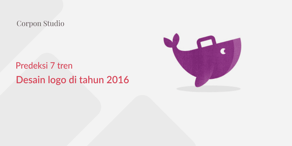 Trend Desain Logo 2016