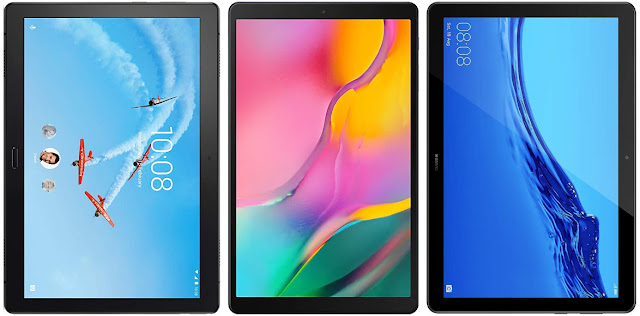Comparativa mejores tablets Android 200 euros