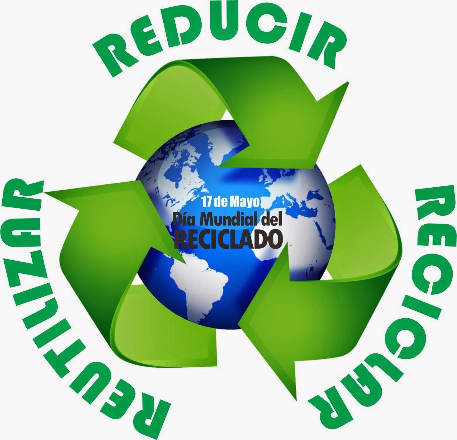 Resultado de imagen de día mundial del reciclaje fotos
