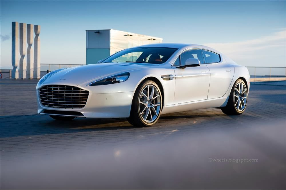 Is Aston Martin Rapide S The Worlds Most Beautiful  Door Sports Car