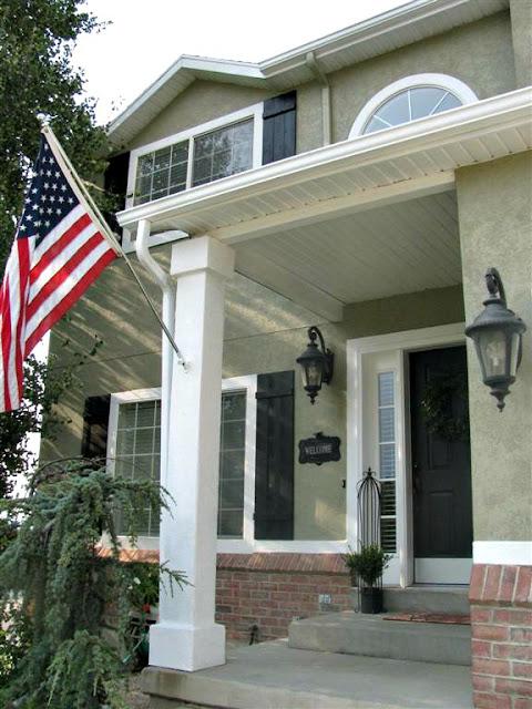 exterior home paint color