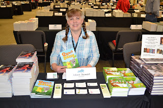 Author Table at SOKY 2016