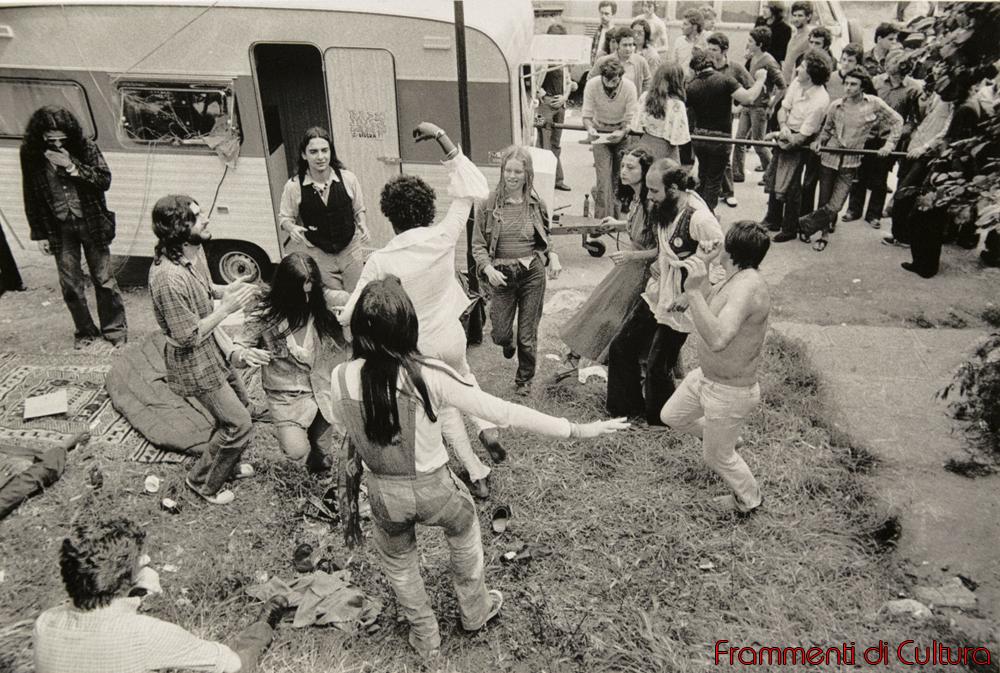 Caravan Radio Libera Parco Lambro 1975