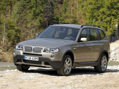 BMW X3 Off Road Normal Resolution HD Wallpaper 19