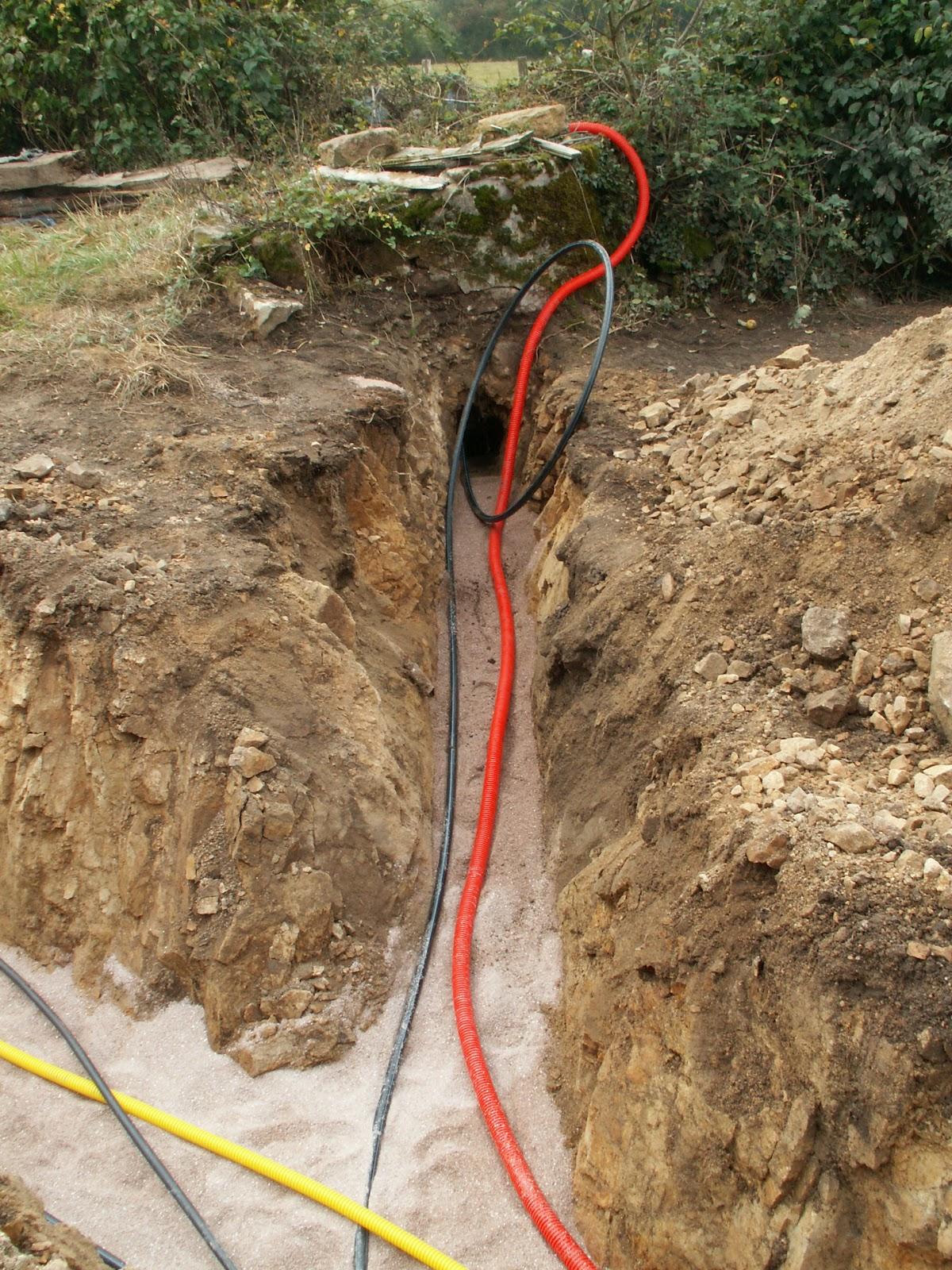 Ongekend Eindelijk de pomp in de waterput aangesloten | Klussen op de campagne RJ-72