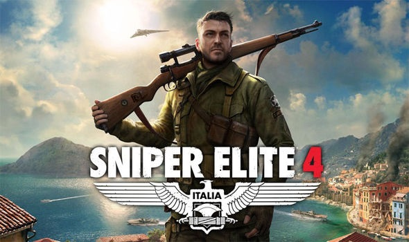 Sniper Elite 4 PC Game Free Download Full Version