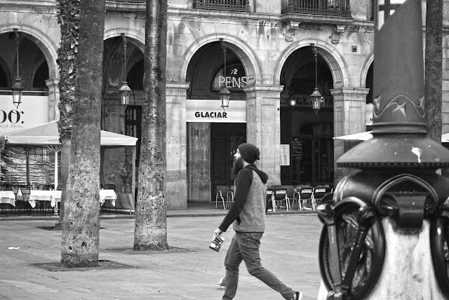 Fotografía Urbana en las calles de Barcelona 2016