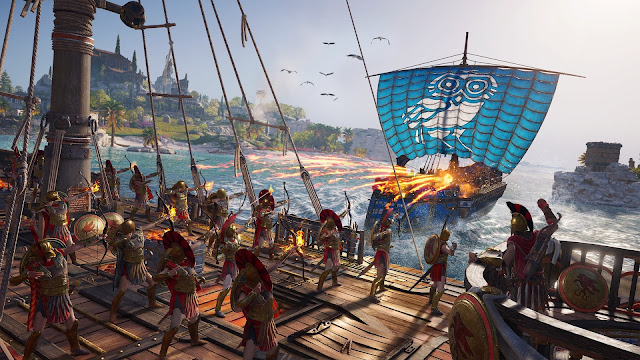Assassins Creed Odyssey PC Full Imagenes