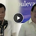 Watch: Sen. Gordon, tinawag na incoming president of the Philippines ni President Duterte