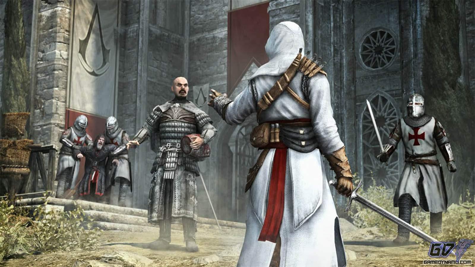 تحميل لعبة Assassin's Creed Revelations مضغوطة برابط واحد مباشر كاملة مجانا