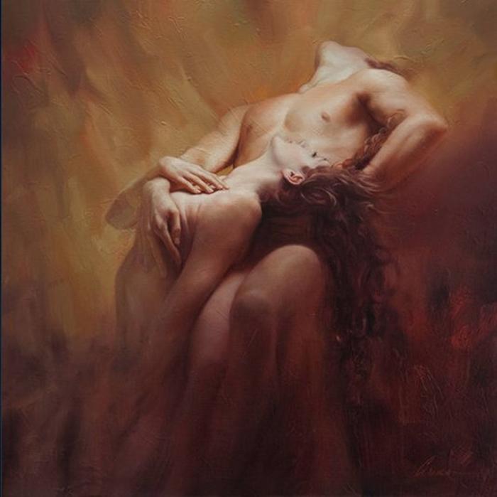Mark Arian 1947 | Romantic Realist painter