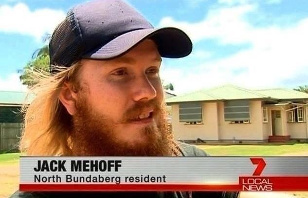 Funny Names: Jack Mehoff: North Bundaberg Resident