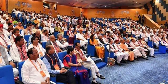 सवर्णों की एकता से डर क्यों नहीं रही BJP: वरिष्ठ भाजपा नेता ने खोला रहस्य | NATIONAL NEWS