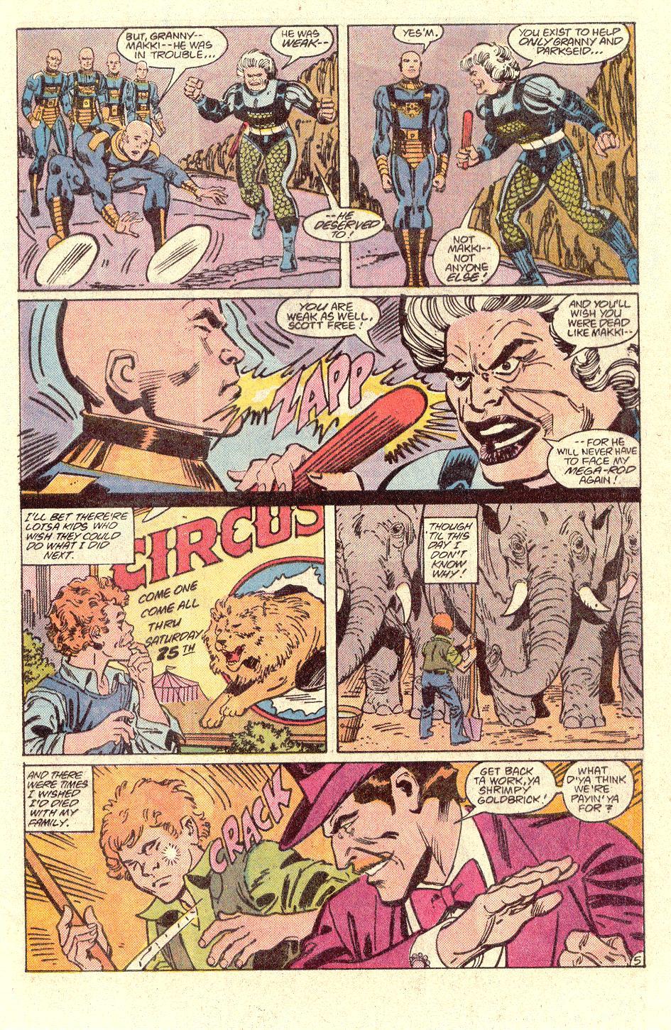 Read online Secret Origins (1986) comic -  Issue #33 - 7