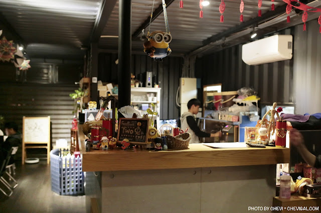 MG 0068 - 台中清水│Two兔CAFE,鰲峰山坐看台中海線百萬夜景!還有可愛兔兔萌翻天!