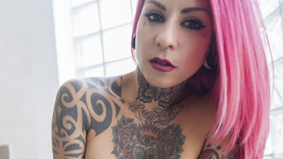 Suicide Girls: Boo - Ice Ice Baby