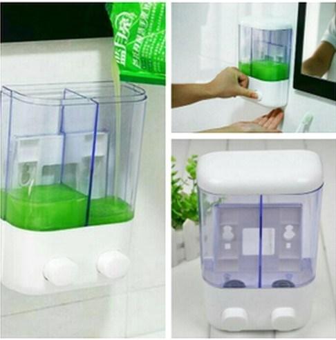 tempat sabun kamar mandi Berbentuk Dispenser