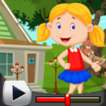 G4K Play School Girl Rescue Game Walkthrough