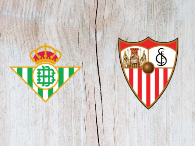 Real Betis vs Sevilla - Highlights 02 September 2018