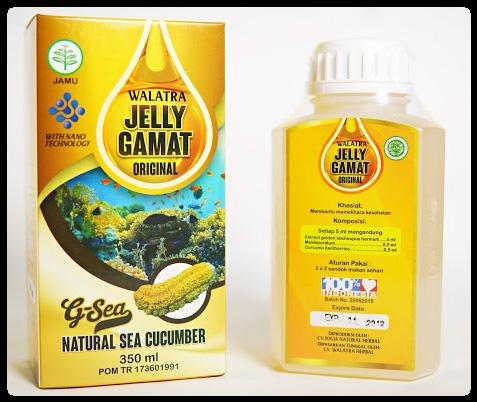 Walatra Jelly Gamat Original