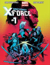 Uncanny X-Force (2013)