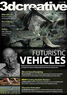 3DCreative Magazine Issue 92 April 2013