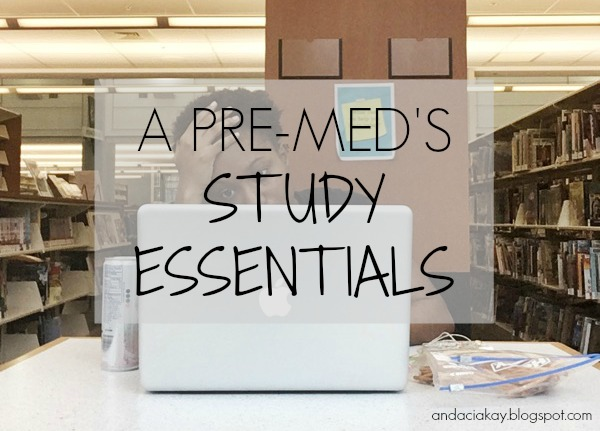 Pre-Med Study Essentials